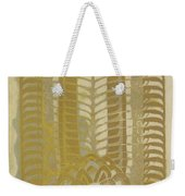 Decorative Design With A Lyrebird, Carel Adolph Lion Cachet, 1874 - 1945 Weekender Tote Bag