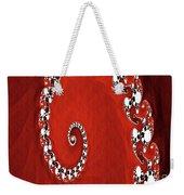 Decorative Fractal Tile 11 Weekender Tote Bag