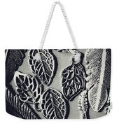 Decorative Nature Design  Weekender Tote Bag