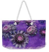 Decorative Sunflowers A872016 Weekender Tote Bag