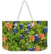Decorative Texas Bluebonnets Meadow Digital Photo G33117 Weekender Tote Bag