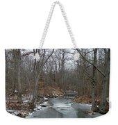 Deep Creek - Green Lane - Pa Weekender Tote Bag