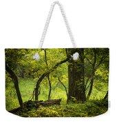 Deep Forest Scenic Weekender Tote Bag