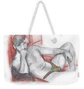Deep In Thoughts Weekender Tote Bag
