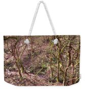 Deep In Woods Weekender Tote Bag