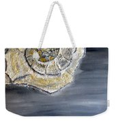 Deep Ocean Seashell Weekender Tote Bag