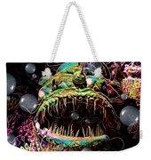 Deep Sea Monster Fish Weekender Tote Bag