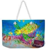 Deep Sea Treasures Weekender Tote Bag