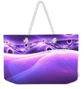Deep Space Weekender Tote Bag