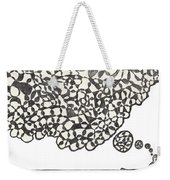 Deep Thoughts Weekender Tote Bag