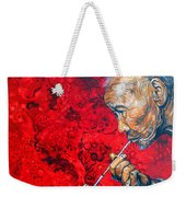 Deep Thoughts Weekender Tote Bag by Tom Roderick
