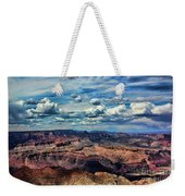 Deep Tones Grand Canyon  Weekender Tote Bag