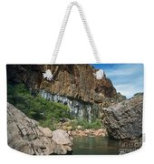 Deep Water Weekender Tote Bag