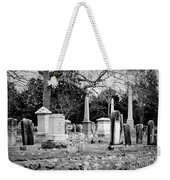 Deep Within Evergreen Cemetery Weekender Tote Bag