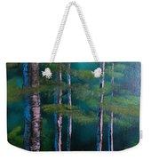 Deep Woods Weekender Tote Bag