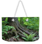 Deeply Rooted Weekender Tote Bag