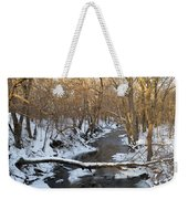 Deer Creek Weekender Tote Bag
