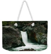 Deer Creek Falls Weekender Tote Bag