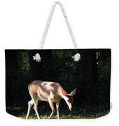Deer In Shadows Weekender Tote Bag