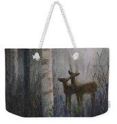 Deer Pair Weekender Tote Bag
