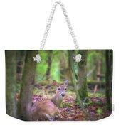 Deer1 Weekender Tote Bag