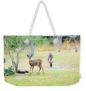 Deer18 Weekender Tote Bag