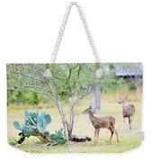 Deer19 Weekender Tote Bag