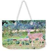 Deer50 Weekender Tote Bag