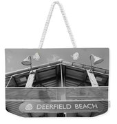 Deerfield Beach Weekender Tote Bag