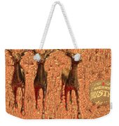 Deers Weekender Tote Bag