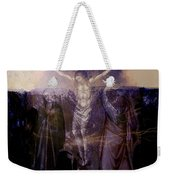 Defenders Of The Faith...after Vanni Weekender Tote Bag