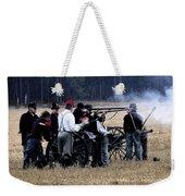 Defending The Artillery Weekender Tote Bag