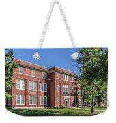 Defiance College Tenzer Hall Weekender Tote Bag