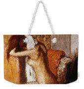 Degas: After The Bath Weekender Tote Bag