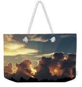 Degas Clouds #2 On Florida Sky Weekender Tote Bag