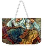 Degas: Dancing Girls, C1895 Weekender Tote Bag