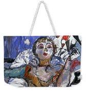 Degas Girl Weekender Tote Bag