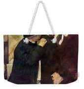Degas: Stock Exchange Weekender Tote Bag