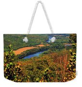Delaware River From The Appalachian Trail Weekender Tote Bag