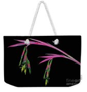 Delicate And Colorful Weekender Tote Bag