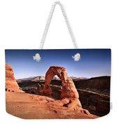 Delicate Arch Weekender Tote Bag