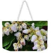 Delicate Blooms Weekender Tote Bag