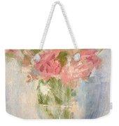 Delicate Bouquet Weekender Tote Bag