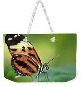 Delicate Butterfly Weekender Tote Bag