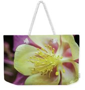 Delicate Columbine Nature Photograph Weekender Tote Bag