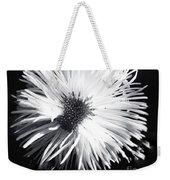 Delicate Fleabane Daisy Weekender Tote Bag