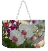 Delicate Flower Weekender Tote Bag