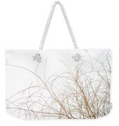 Delicate January Tree Branches Weekender Tote Bag