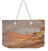 Delicate Layering Weekender Tote Bag