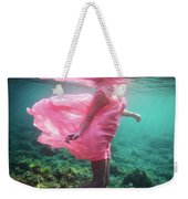 Delicate Mermaid Weekender Tote Bag